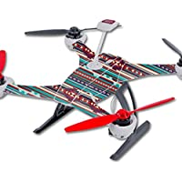 Skin For Blade 350 QX3 Drone – Southwest Stripes | MightySkins Protective, Durable, and Unique Vinyl Decal wrap cover | Easy To Apply, Remove, and Change Styles | Made in the USA
