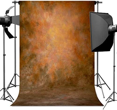 Foto Hintergrund, econious 1,5 x 2,2 m abstrakte Lava Farbe Portrait Hintergrund für die Fotografie, Beständig Fleece-wie Stoff Foto Hintergrund mit Stab Tasche (nur Hintergrund)