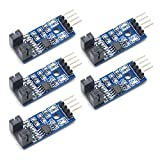 Optocoupler Motor Speed Measuring Counter Sensor Module Slot-type pack of 5