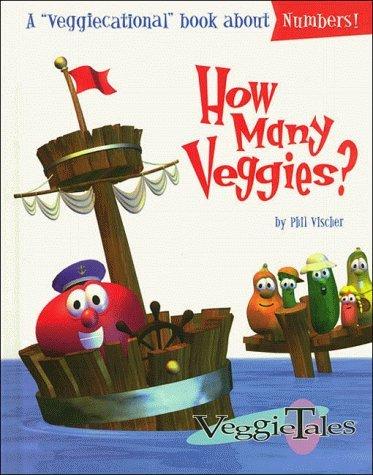 How Many Veggies? (Veggietales Series) by Phil Vischer - Plano Tx Mall