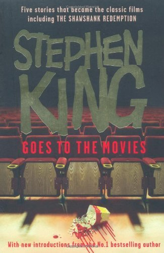 Stephen King Goes to the Movies: Featuring Rita Hayworth and Shawshank Redemption. Hearts in Atlantis (Low Men in Yellow Coats). 1408. the Mangler and Children of the Corn by King. Stephen ( 2009 ) Paperback