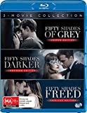 Fifty Shades of Grey / F. S. Darker / F. S. Freed | NON-USA Format | Region B Import - Australia