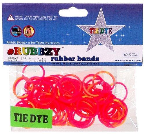 (Tie Dye Rubbzy Loose Rubber Bands)