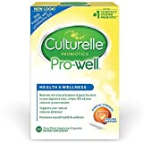 Culturelle Natural Health & Wellness Capsules 30 ea (Pack of 6)