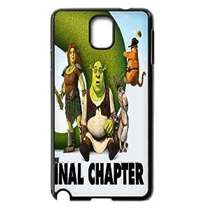 Shrek For Samsung Galaxy Note3 N9000 Csae protection phone Case DXU350099