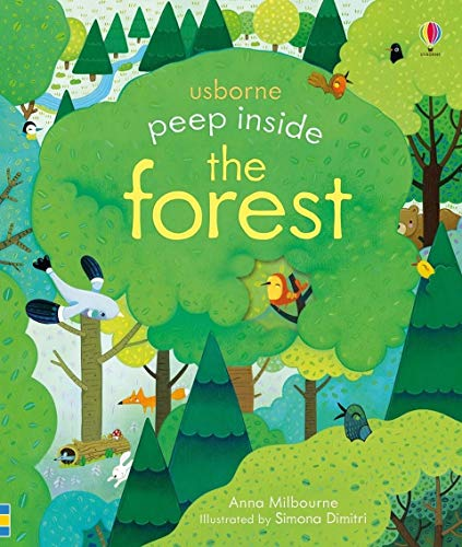 Peep Inside the Forest: 1