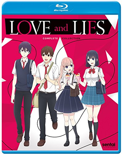 Love And Lies [Blu-ray]