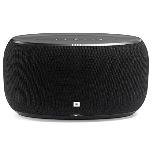 JBL Link 500 Voice Activated Wireless Bluetooth Speaker (Black)