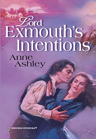 book cover of Lord Exmouth\'s Intentions