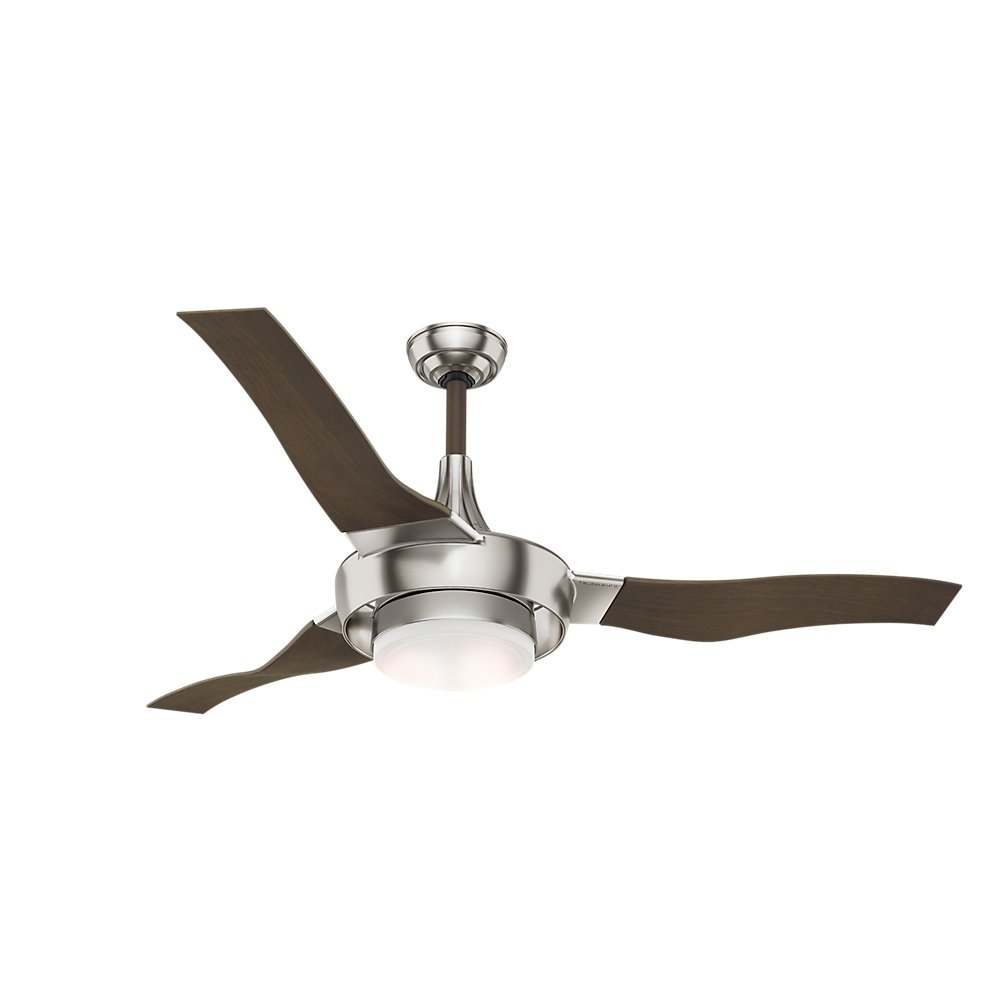 Casablanca 59167 Us Indoor Ceiling Fan With Wall Control Large Brushed Nickel Com