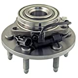 ACDelco 515036 Advantage Wheel Hub and Bearing Assembly with Wheel Speed Sensor and Wheel Studs