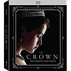 The Crown Platinum Edition Gift Set [Blu-ray]