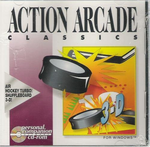 Picture of an Action Arcade Classics 720286708000