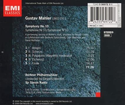 Gustav Mahler The Early Years v 1
