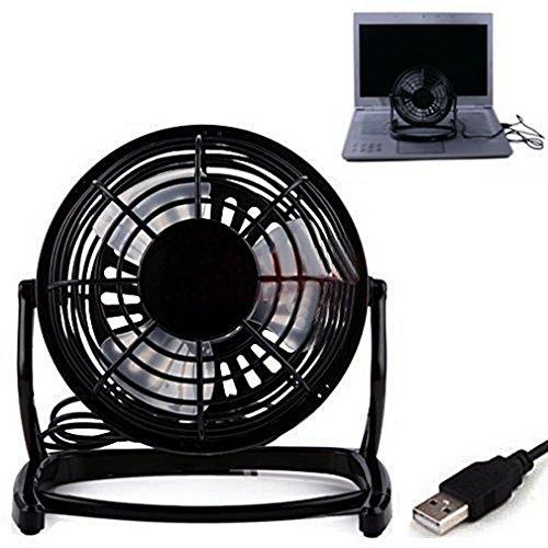 Portable Mini Fan Notebook Laptop Desktop Super Mute PC USB Cooler Cooling Desk Fan Free shipping
