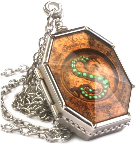 Slytherin locket horcrux