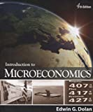 Introduction to Microeconomics 4/e, Edwin G Dolan, 1602299617