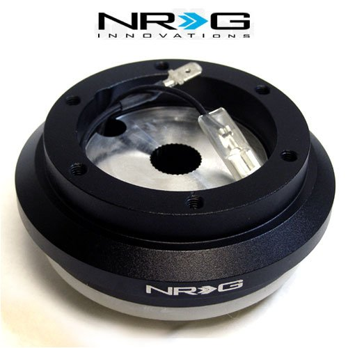 Short Hub (Nissan 89-94 240SX NRG Short Hub Racing Steering Wheel Adapter (SRK-140H))