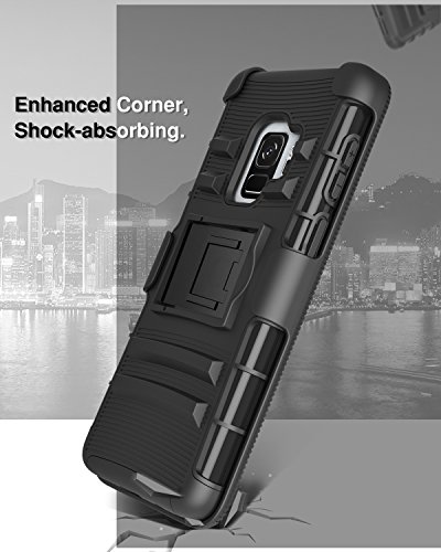 Samsung Galaxy S9 Case Moko Case With Kickstand Swivel
