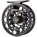 Piscifun Sword Fly Fishing Reel and Spare Spools with CNC-machined Aluminum Alloy Body 3/4, 5/6, 7/8, 9/10 (Black, Gold, Gunmetal)
