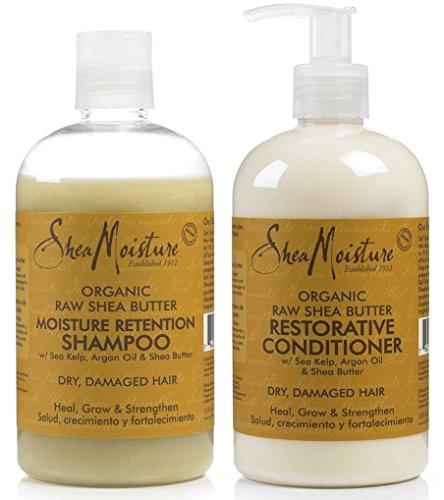Moisture Retention Shampoo Restorative Conditioner