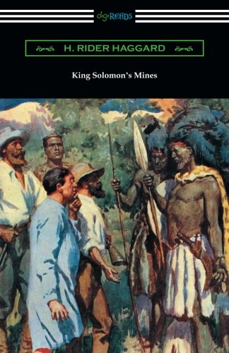 Book cover for King Solomon's Mines