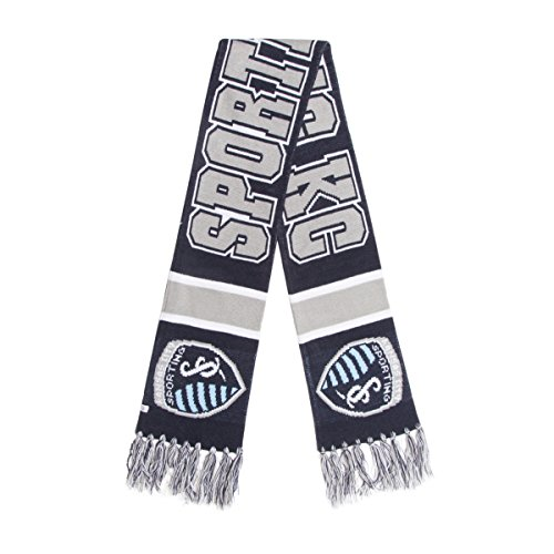 MLS Sporting Kansas City '47 Brand Breakaway Scarf, Navy, One Size fits All