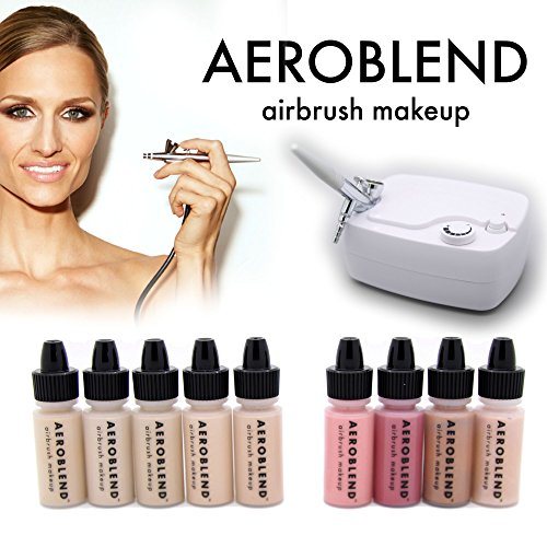 Airbrush foundation makeup spray buyer's guide