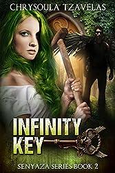 Infinity Key (Senyaza Series Book 2)