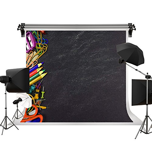 Kate 7x5ft/2.2m(W) x1.5m(H) Back to School Backdrops Homecoming