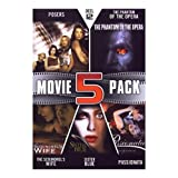 Movie 5 Pack Collection (Part 12) ( Posers / The Phantom of the Opera / The Scoundrel's Wife / Sister Blue / Passionata ) [ NON-USA FORMAT, PAL, Reg.2 Import - Netherlands ]