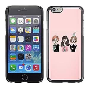 """Pulsar Snap-on Series Teléfono Carcasa Funda Case Caso para Apple Iphone 6 Plus / 6S Plus ( 5.5 ) , Señora Amigos Iglesia Moda"""""""