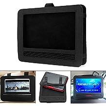 "Car DVD Player Holder,Shellvcase Car Headrest Mount Strap Holder Case For 9""Inch Portable DVD Player"
