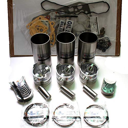 3TNE68-MY 3TNE68-YB overhaulrebuildkitfor Yanmar 3TNE68-YBB diesel engine repair parts 3TNE68-YBB 3TNE68-EAC 3TNE68-EYB