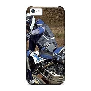 WonderwallOasis Shockproof Scratcheproof Biker Enduro Funduro Untitled Hard Case Cover For Iphone 5c