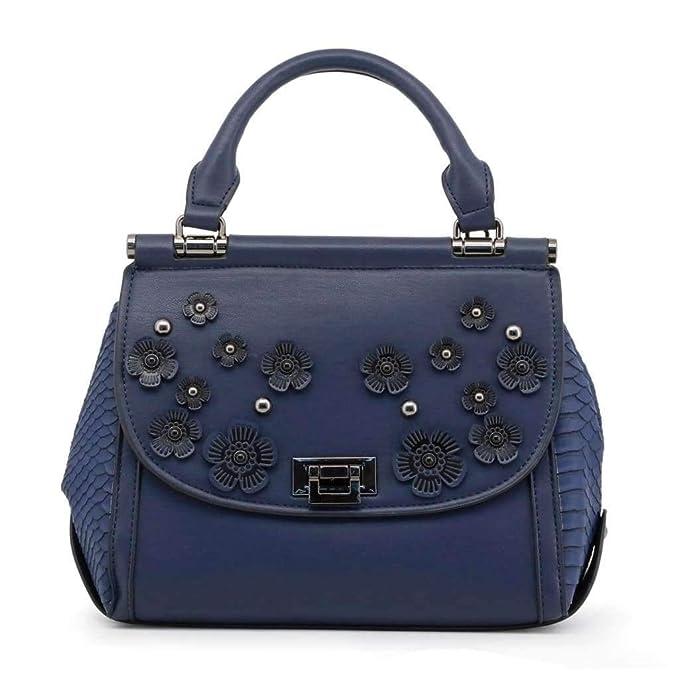 comprare popolare d33a4 96dd1 Laura Biagiotti LB18S114-1 Borse a mano Donna Blu NOSIZE ...