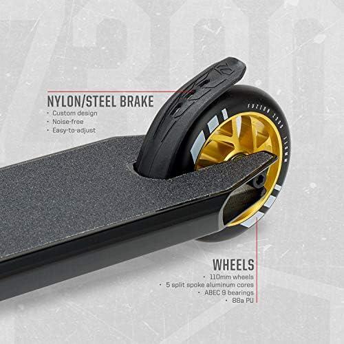 Amazon.com: Fuzion Z300 Pro Scooter completo de truco ...