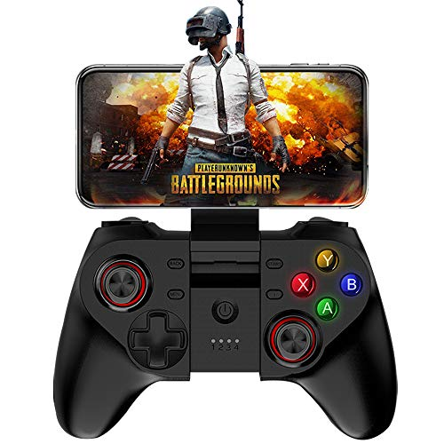 Fortnite PUBG Mobile Controller, Megadream Wireless Key