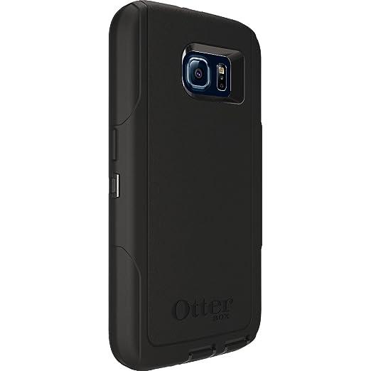 121 opinioni per OtterBox Serie Defender Custodia per Samsung Galaxy S6, Nero