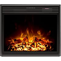 Modaliving 2000W Electric Fireplace Heater Freestanding Insert Flame Effect