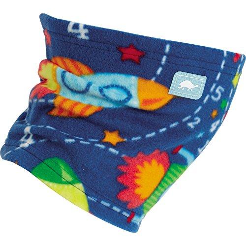 Turtle Fur Kids Single-Layer Classic Fleece Playful Prints Neck Warmer Count Down