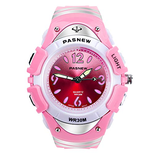 Waterproof Kids Watch for Girls Boys Time Machine Analog for sale  Delivered anywhere in USA