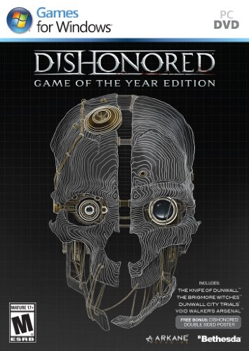 Dishonored: Game of the Year Edition - Windows (select) [video game]