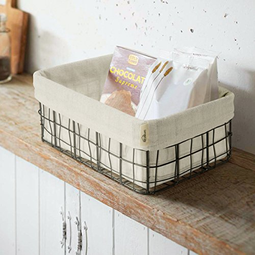 metal basket liner - 3
