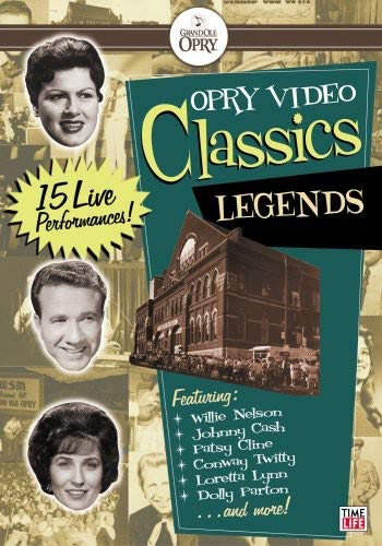 Opry Video Classics: Legends ()