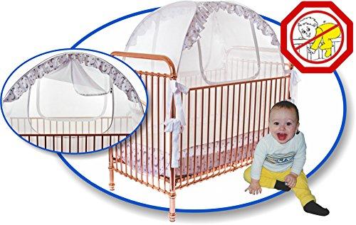 Baby-Crib-Safety-Net-Tent