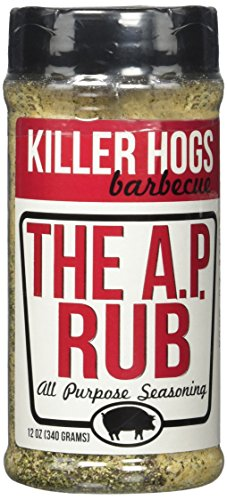(Killer Hogs The A. P. Rub All Purpose Seasoning)