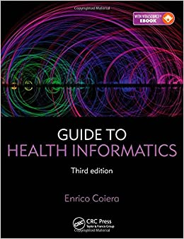 Book Guide to Health Informatics, Third Edition