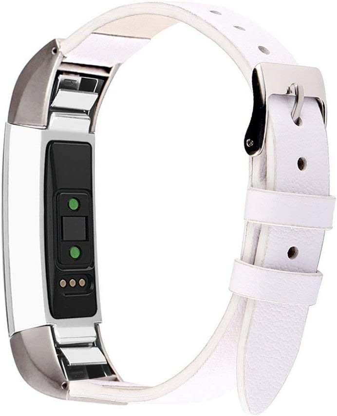 Amazon Com Aottom Compatible For Fitbit Alta Bands Leather