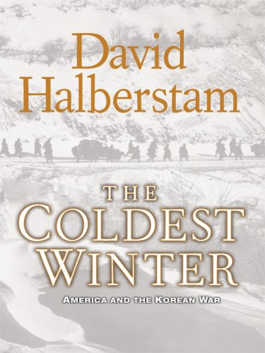Download The Coldest Winter: America and the Korean War (Thorndike Press Large Print Nonfiction Series) pdf